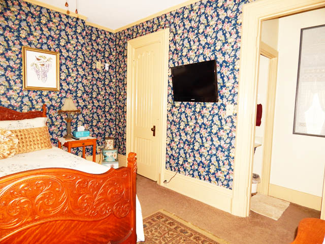 Mary's Room bathroom