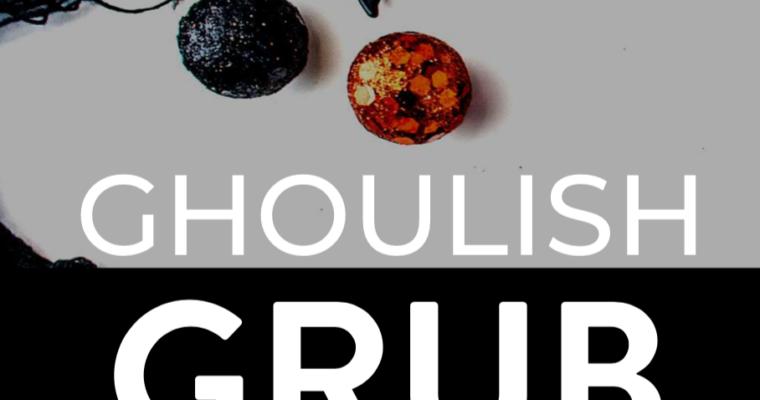 Ghoulish Grub- October Recipe Book