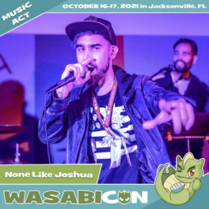 NLJ in Jacksonville, FL at Wasabicon