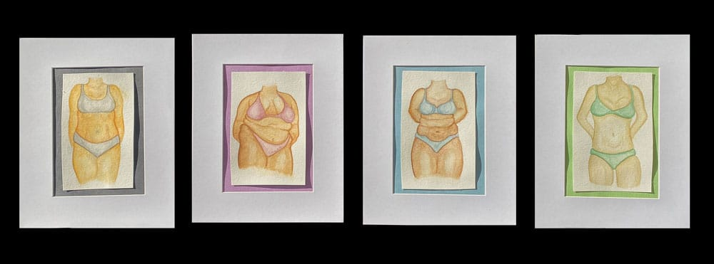 Bodies by Laney Tapia