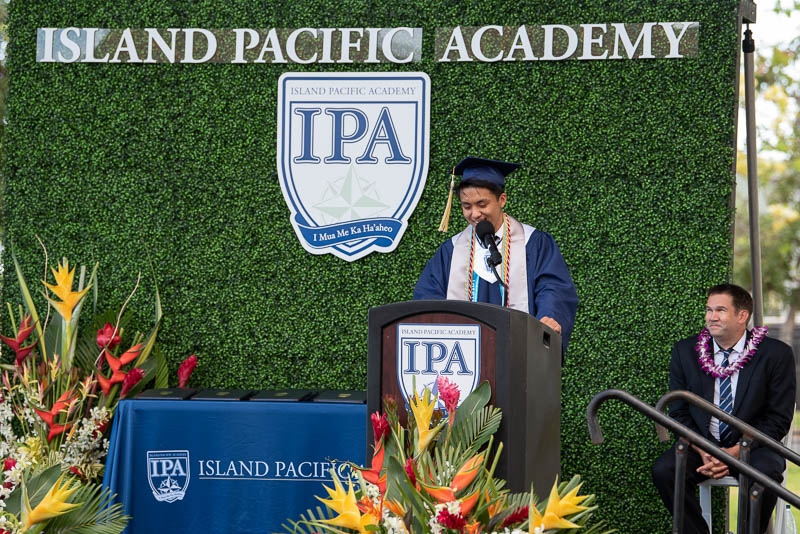 Photos from IPAʻs 12th Commencement
