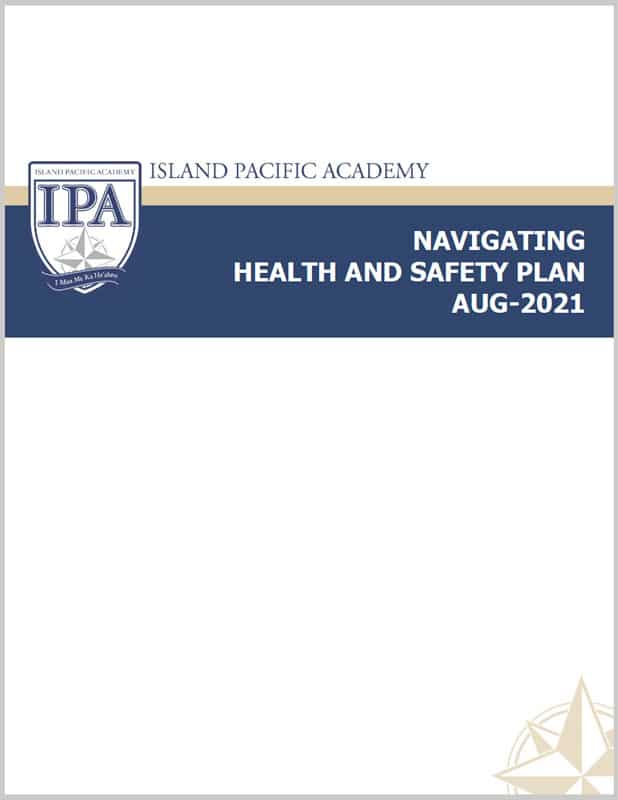 Navigating Health & Safety Plan cover photo