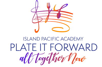 Plate It Forward All Together Now logo