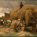 Haying Time–A Gathering Storm