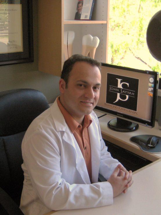 Redmond Family Dentist Dr. F. John Sayyah