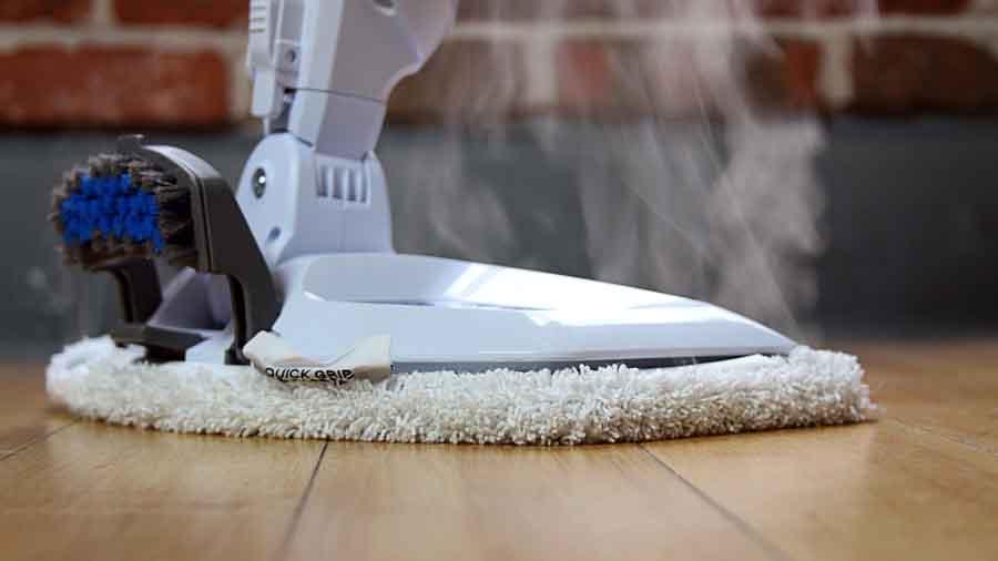 Clean Engineered Hardwood Floors