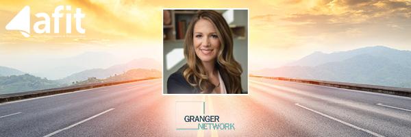 Photo of Kari Granger, founder and CEO of The Granger Network