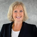 Photo of Dr. Laurie Borowicz, President of Kishwaukee College and AFIT's newest member