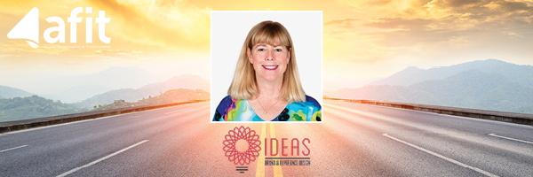 Photo of Kelly Pounds, VP of Learning Solutions at IDEAS