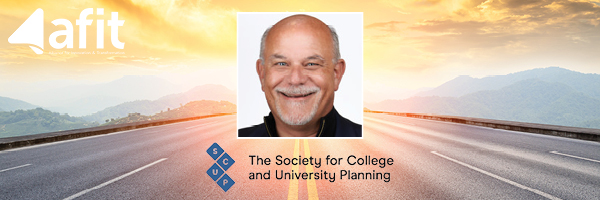 Photo of Nicholas Santilli of the Society for College and University Planning