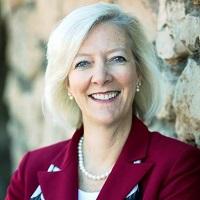 Headshot of Leah Bornstein, AFIT President.