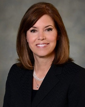 Photo of Karen Brown, Director of HR at Highland Community College