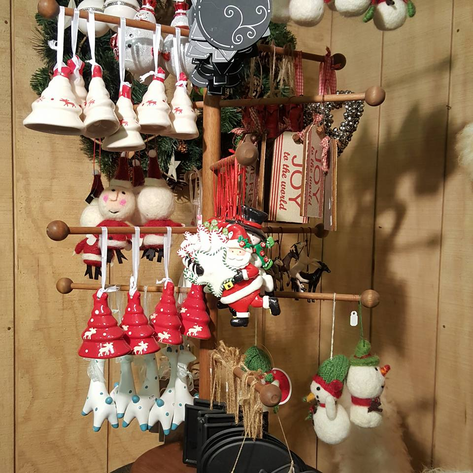 Ornaments for sale