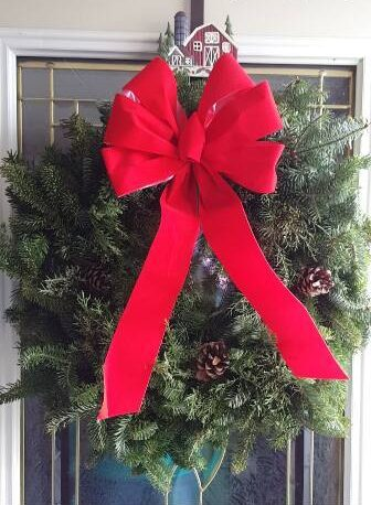 Evergreen Wreaths for sale