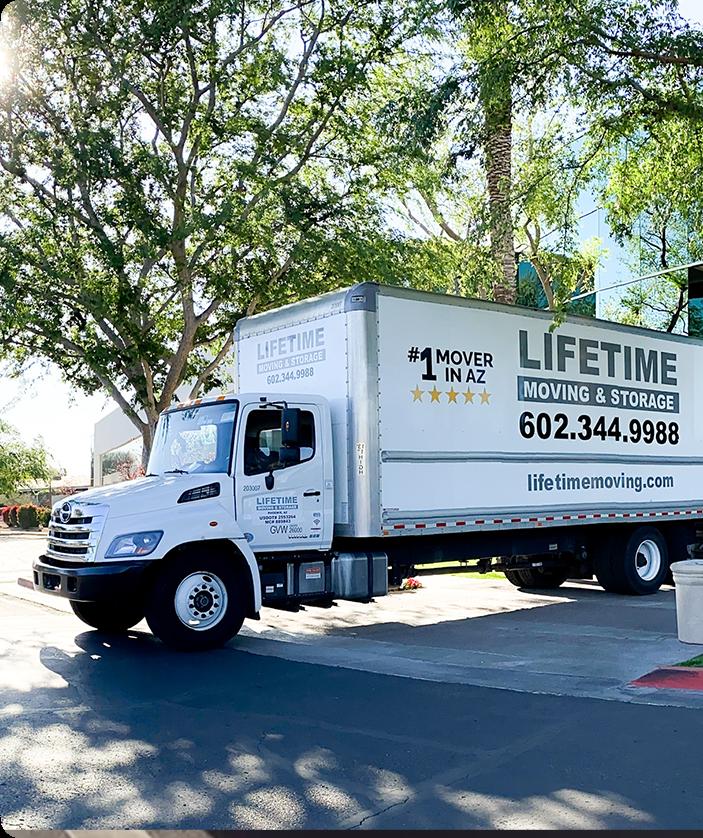 Best Scottsdale Long Distance Moving Company