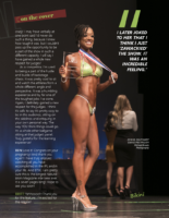 COMEBACK KID! NEW IPL PRO BRITT FARMER! How She Went From 7th To Sweeping The Bikini Division In Arizona!