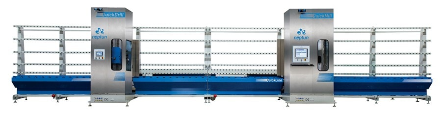 Increase Productivity with Neptun's Quickline Series