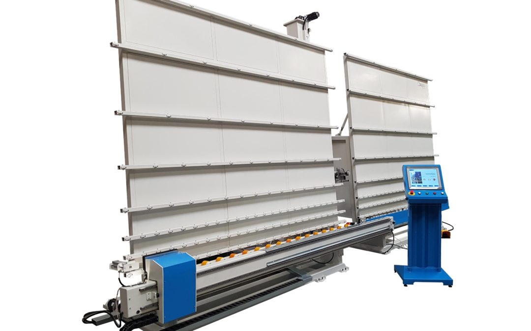 The Battellino SRM Sealing Robot: produce more insulated units with half the labor