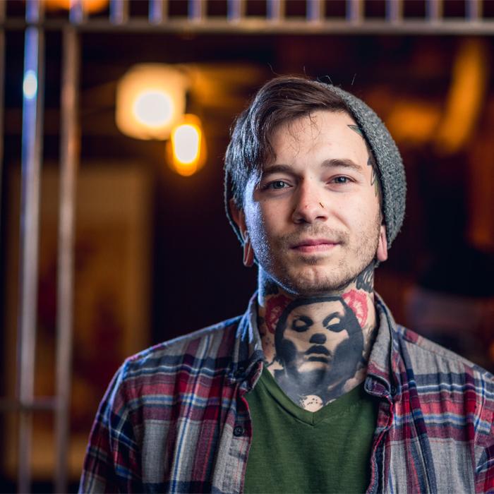 Syracuse Tattoo Artist | James Coldiron