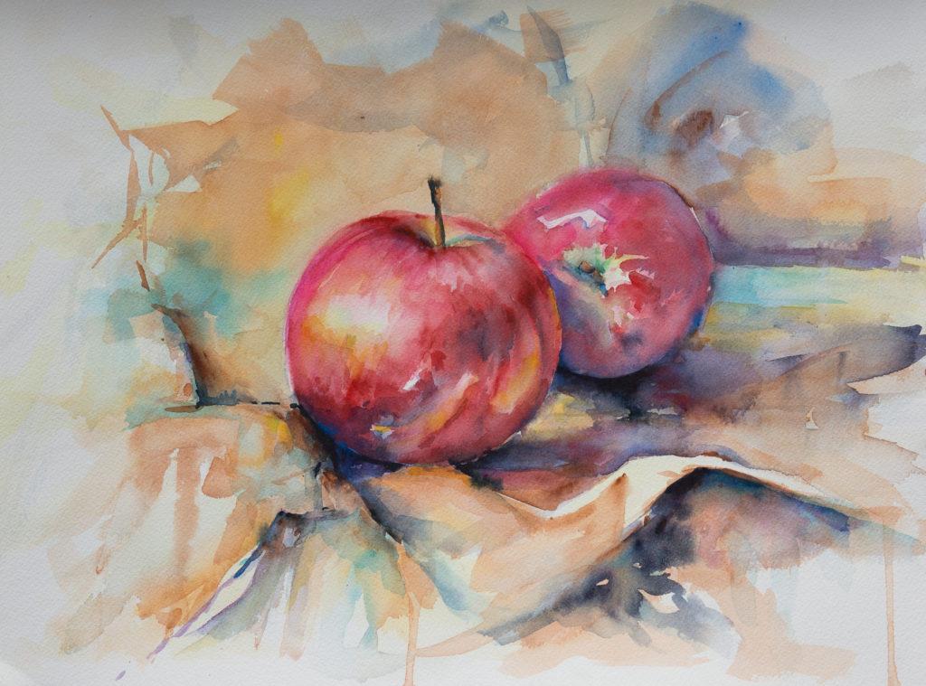An Apple a Day - Adam VanHouten
