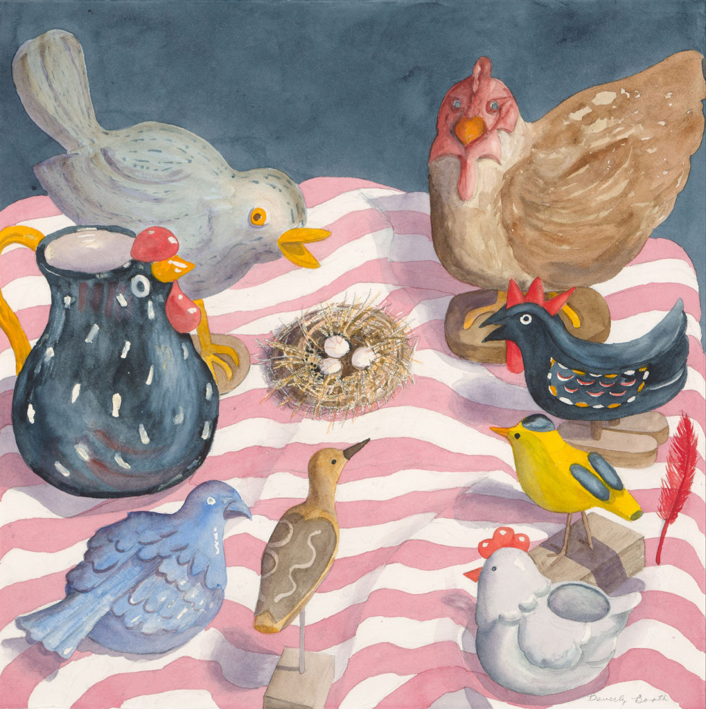 Beverly Booth - Fowl Play