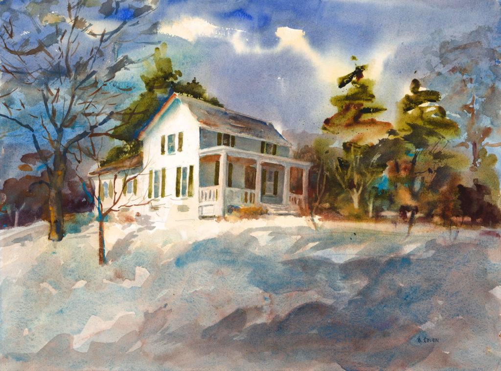 Bobbie Coven - First Big Snow