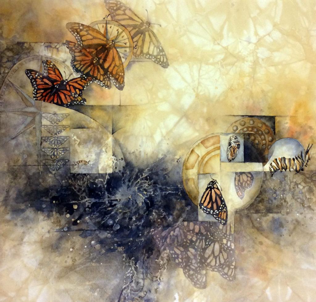 Cindy Evans - Nature's Way II