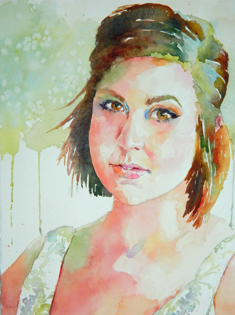 Stacie G. Rose - Sitting in Sunshine