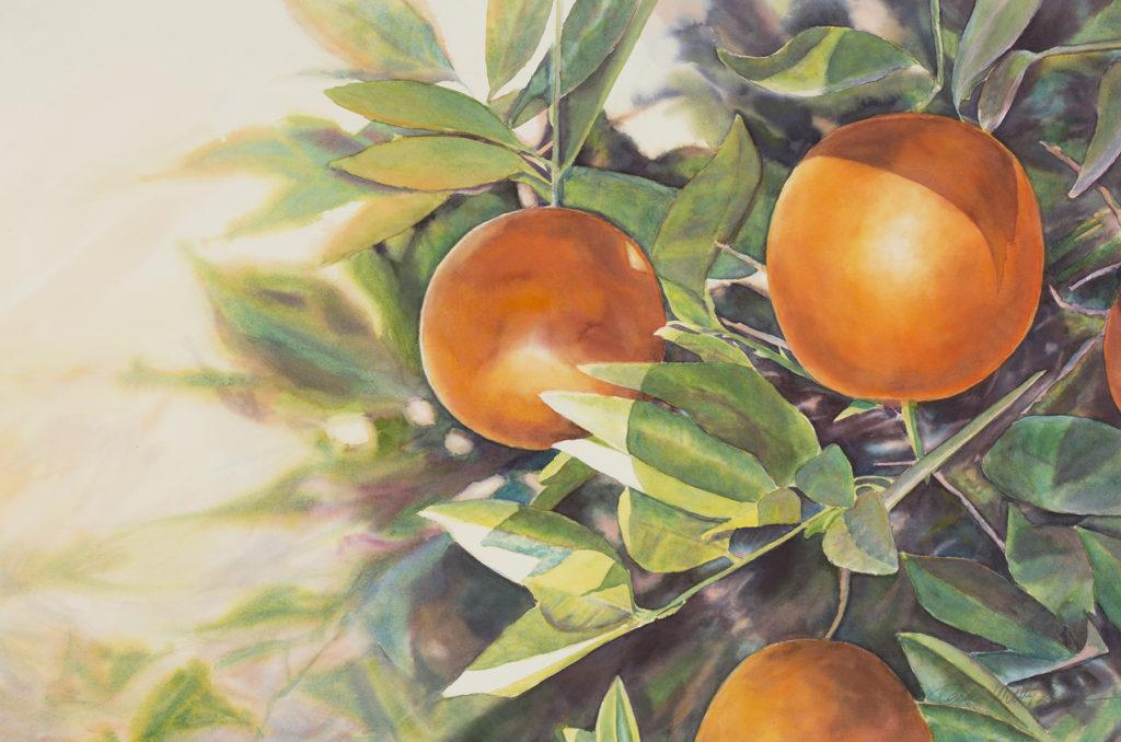 Fruit of the Gods - Denise Willing-Booher