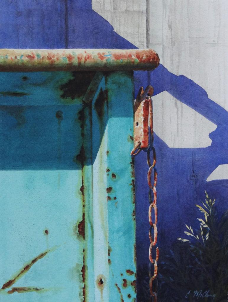 Catherine McClung - Rust Always Wins