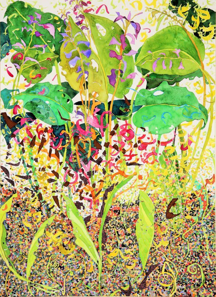 Lori Zurvalec - A Pirouette to Green Life