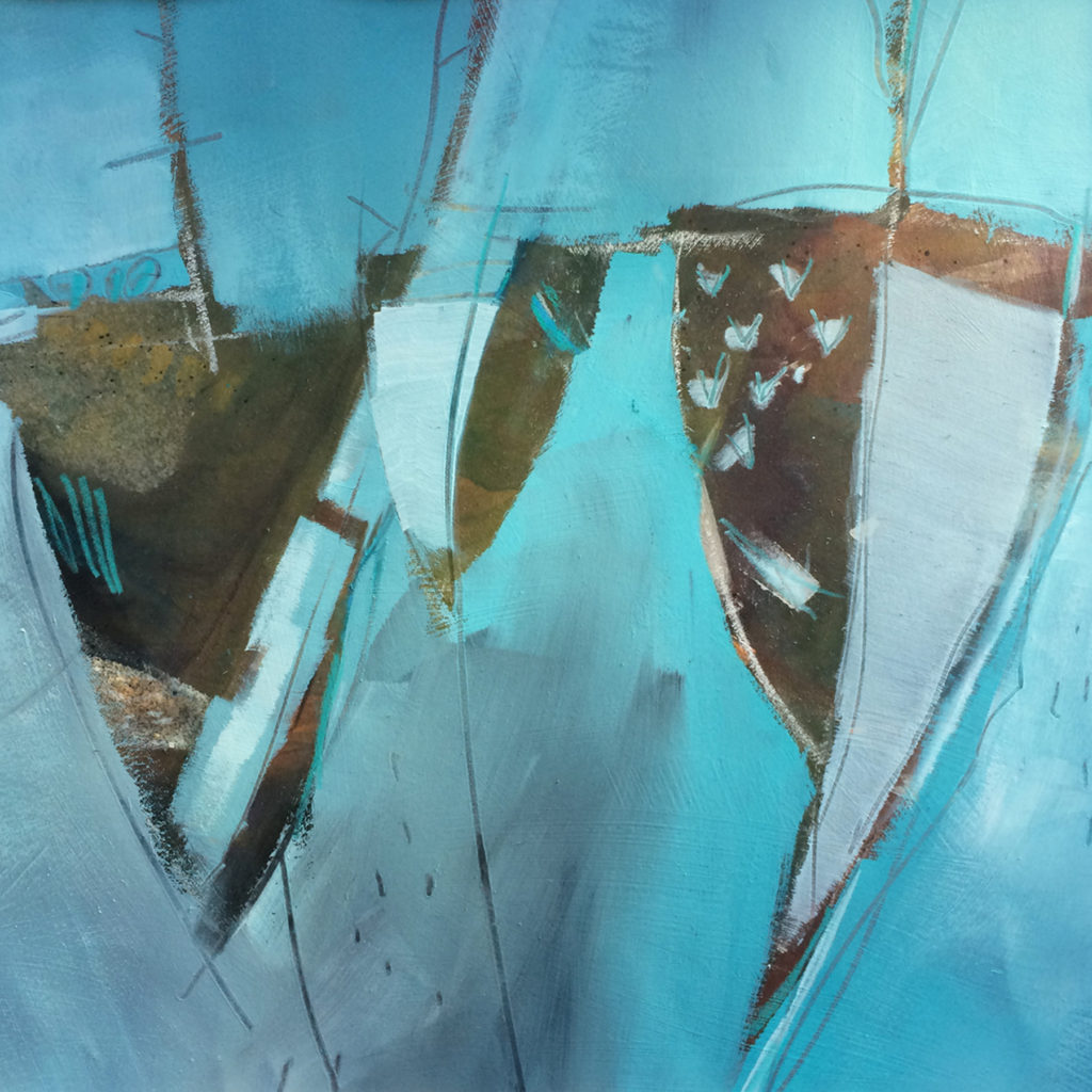 Kathleen Mooney - Afloat