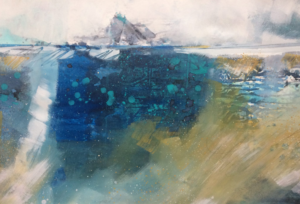 Kathleen Mooney - Off of the Coast
