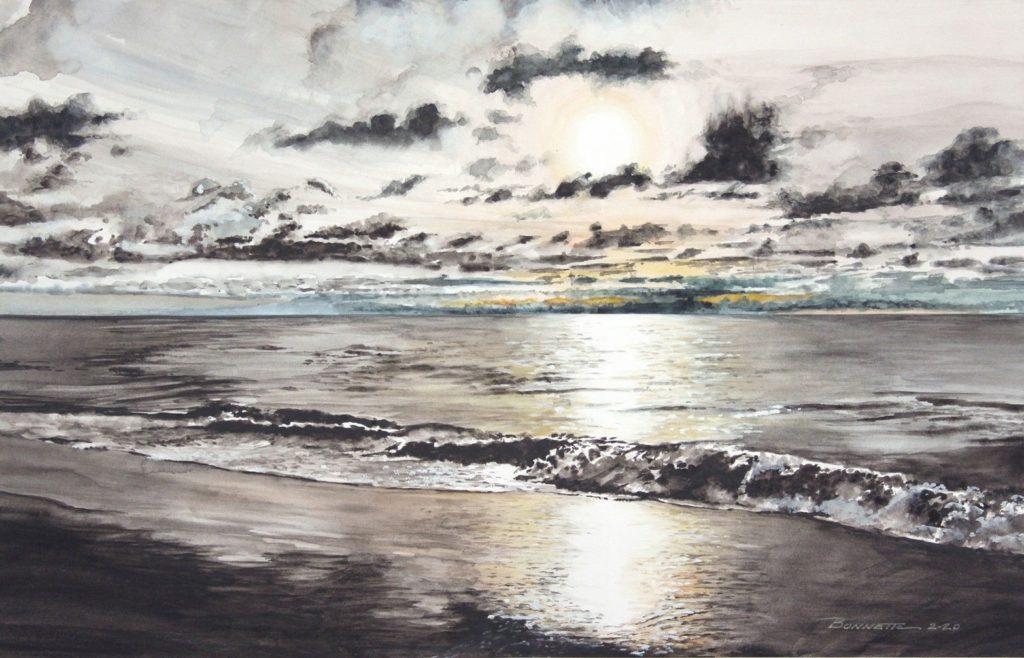 Mark Bonnette - Blue Horizon