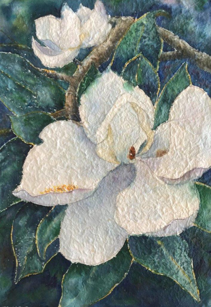 Janet Alford - New Magnolias