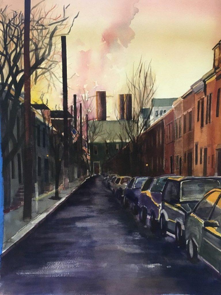 Kathleen McNamee - Industrial City