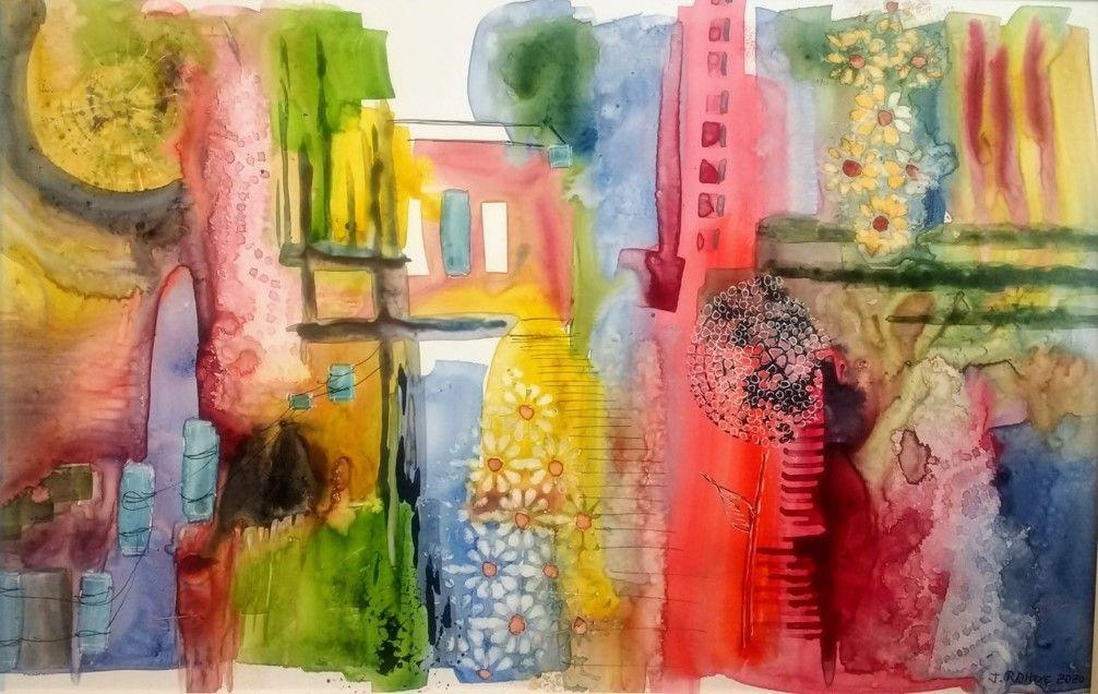 Julia Rohde - Garden Paths