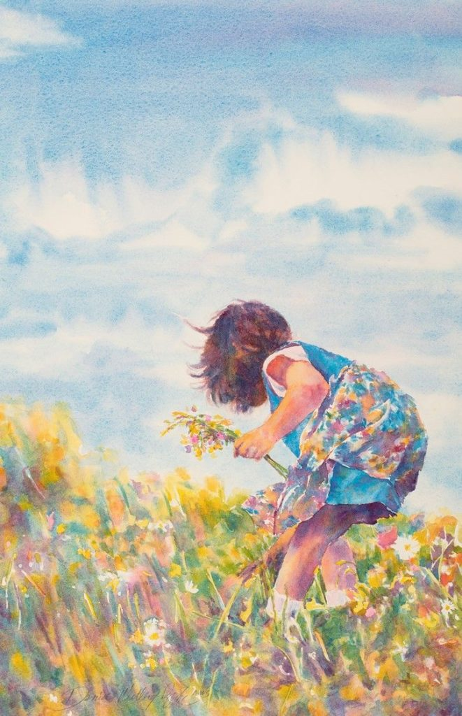 Denise Willing-Booher - The Bouquet
