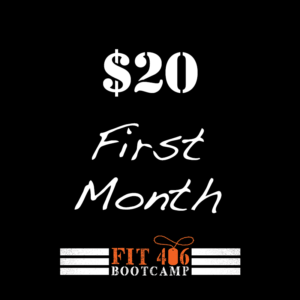 first month offer