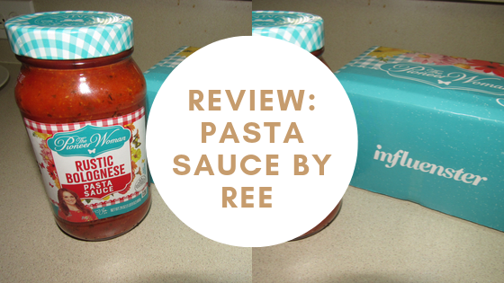 pasta sauce by ree