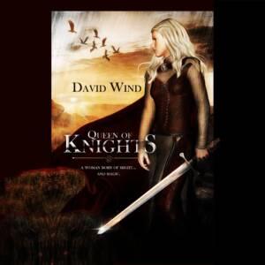Queen Of Knights, A Medeival Fantasy, AUDIO BOOK