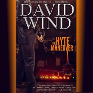 The HYte MAneuver, a Seriel Murder Mystery Thriller