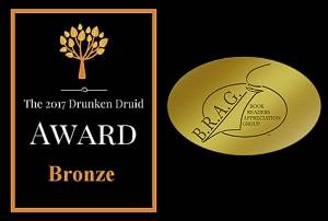 The DD International Award, and B.R.A.G. Medallion Honoree, for A Better Place To Be