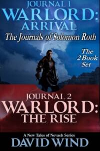 The 2 book box set of The Journals of Solomon Roth