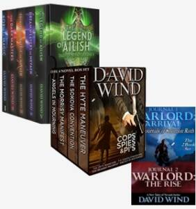 Box Sets from David Wind
