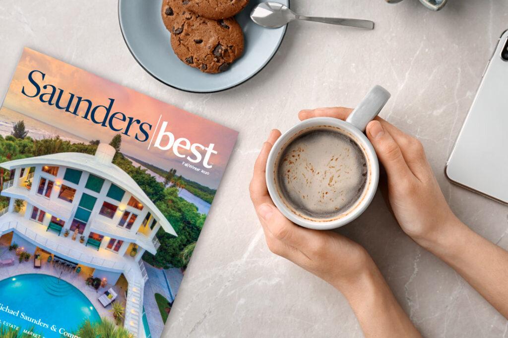 SaundersBest Magazine Fall Winter 2020 Edition