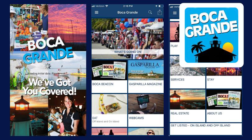 The Boca Grande App
