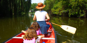 Canoeing on the Root River