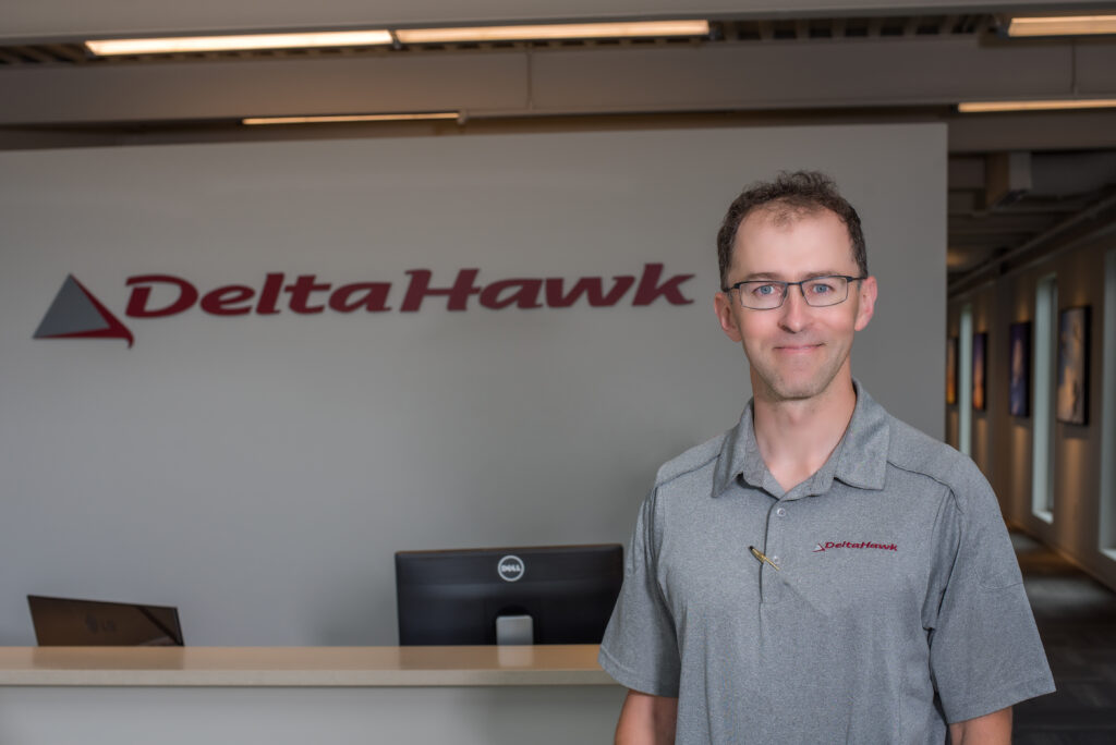 Aaron Foege Delta Hawk Engines