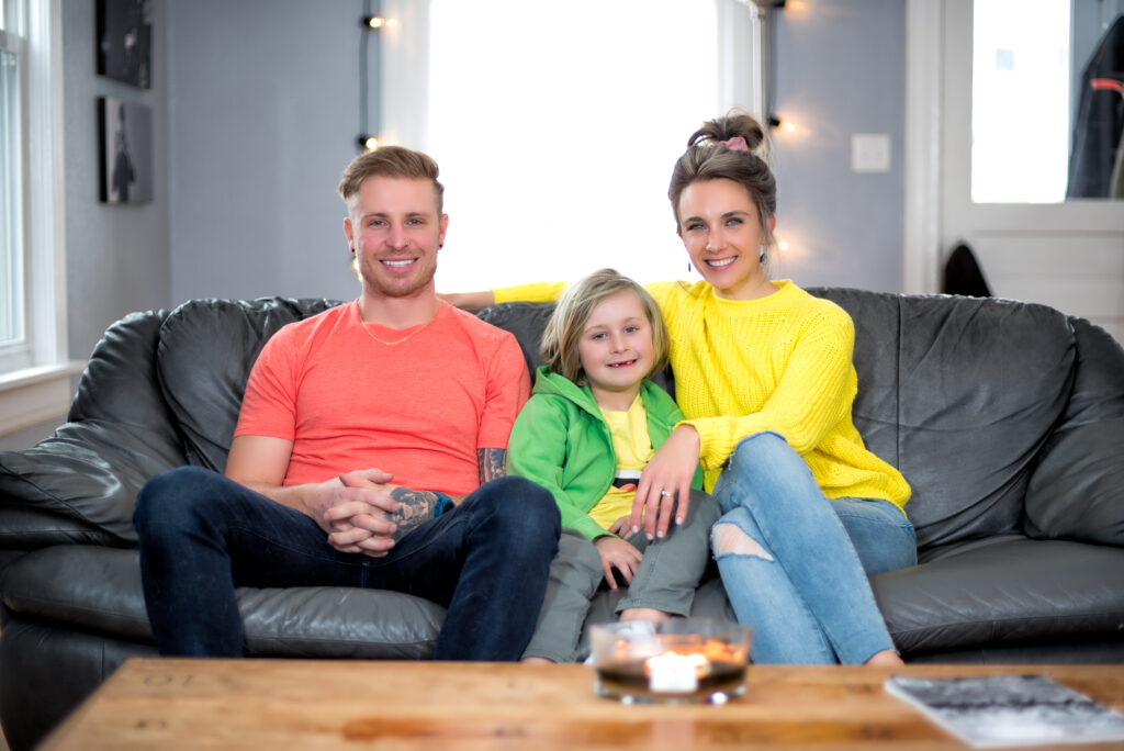 Susan Kegal family